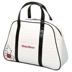 ディズニー ミッキーマウス レッドパンツ マザーバッグ